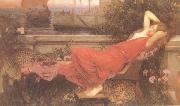 John William Waterhouse Ariadne (mk41) oil painting picture wholesale